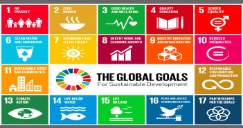 SDG Goal Chart