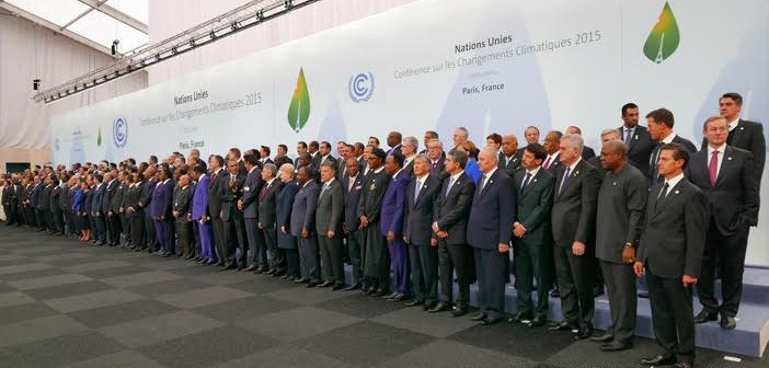 Heads Of States Gather at COP21