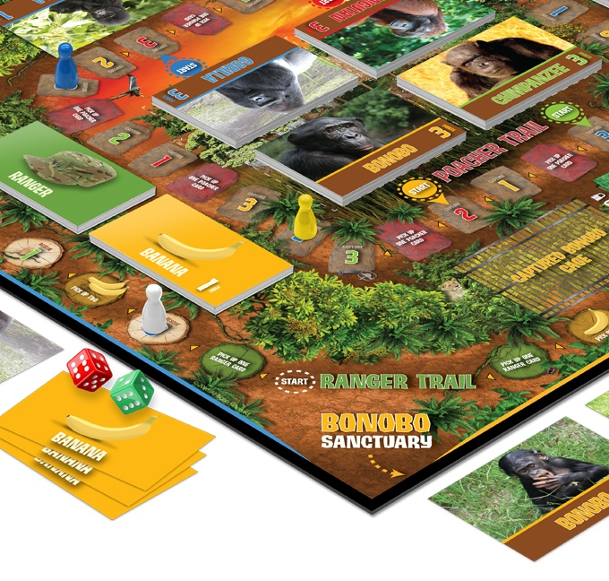 great apes survival board game
