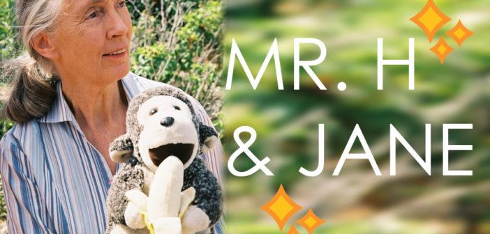 JANE + MR H