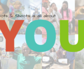 Roots & Shoots is all about YOUth!
