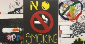 July Project of the Month (POTM): Boys & Girls Club Using Art to Stamp Out Teen Tobacco Use