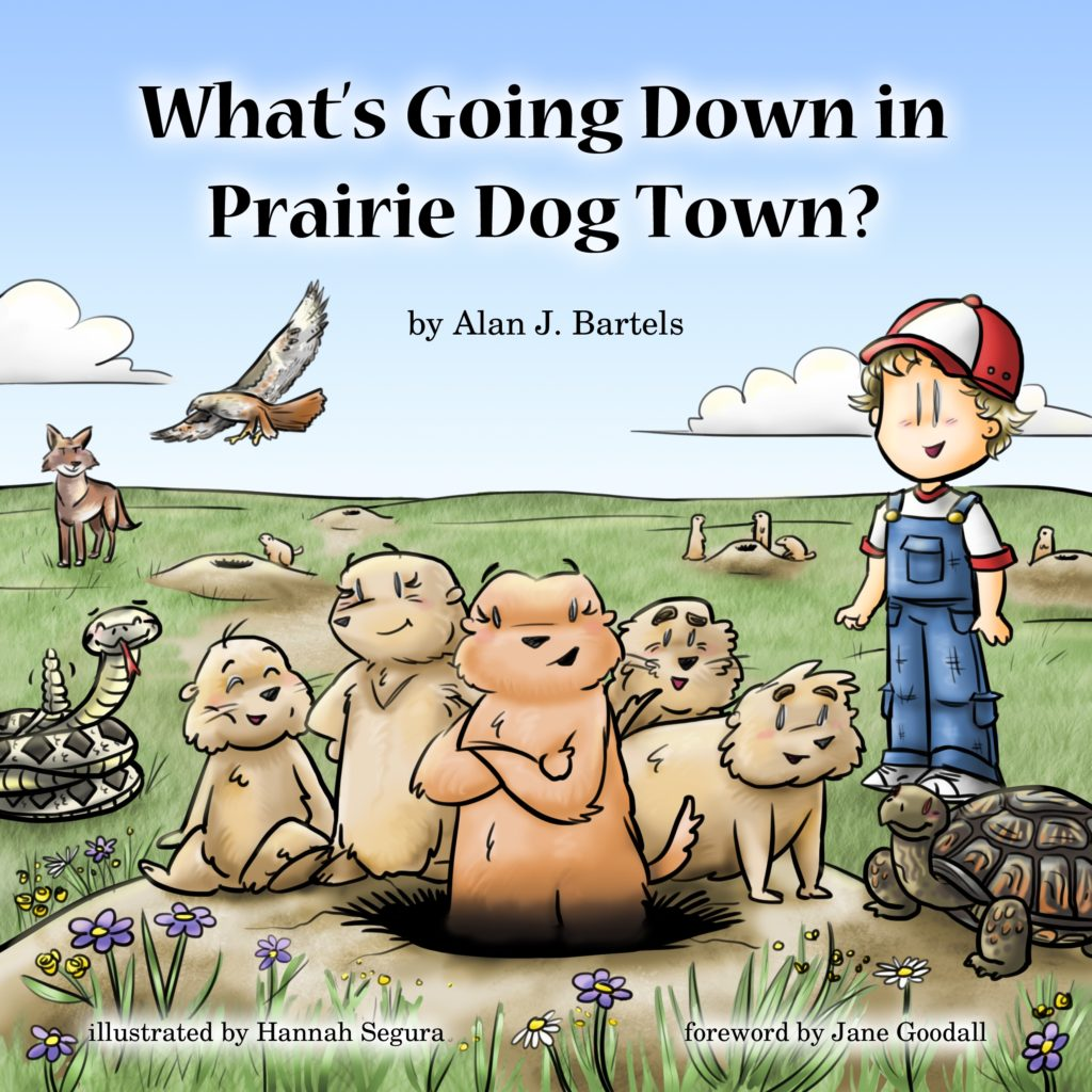 Cover What's Going on in Prairie Dog Town (2)