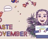 No Waste November, a global Roots & Shoots collaboration