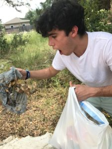 Twin Creeks Clean Up-XL
