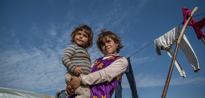 Refugees: A Story of Crisis and of Hope