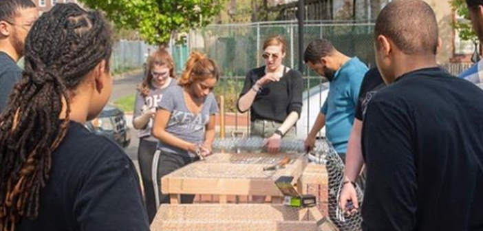 Community Garden Led by Young Leader to Bridge Food Insecurity Gap