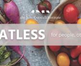 New JGI Book #EATMEATLESS Encourages Every Individual to Go Plant-Based