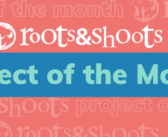 Inspiring Project of the Month: Banynan Roots & Shoots Club